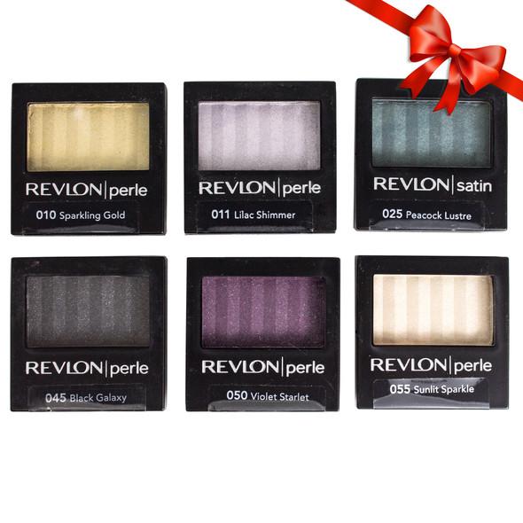 Revlon Luxurious Color Perle Eye Shadow 6-Pack