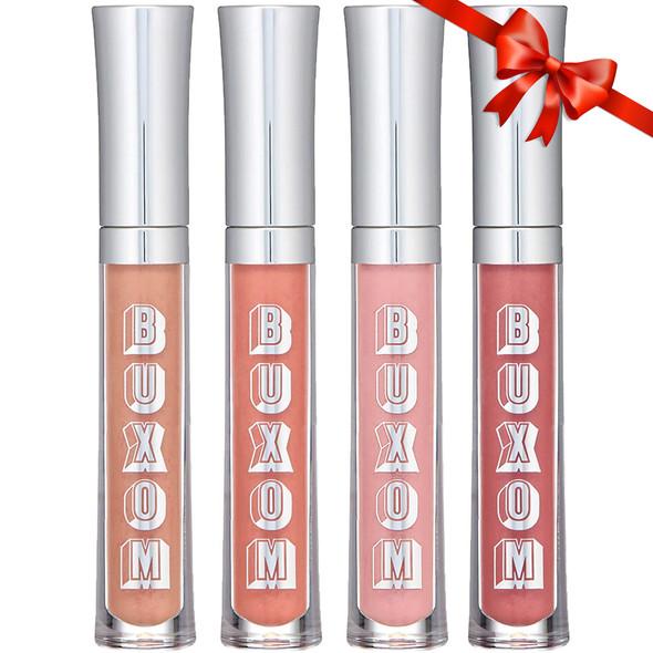 Buxom Full-On Lip Polish 4-Pack