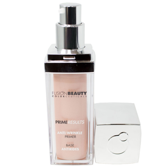 Fusion Beauty Prime Results Anti-Wrinkle Primer 1 Fl Oz