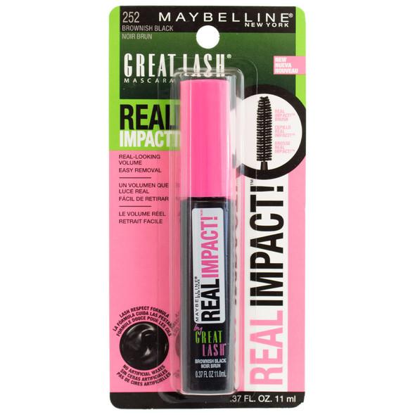 Maybelline Great Lash Real Impact Mascara
