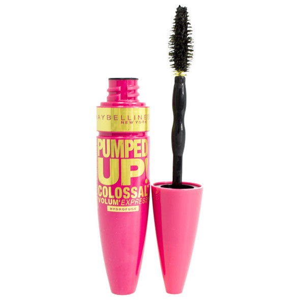 Maybelline Volum'Express Pumped Up! Colossal Waterproof Mascara
