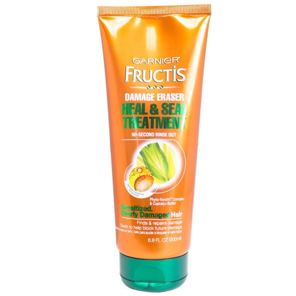 Garnier Fructis Damage Eraser Heal & Seal Treatment 6.8 fl. oz.