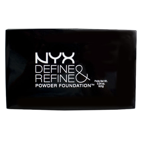 NYX Define & Refine Powder Foundation