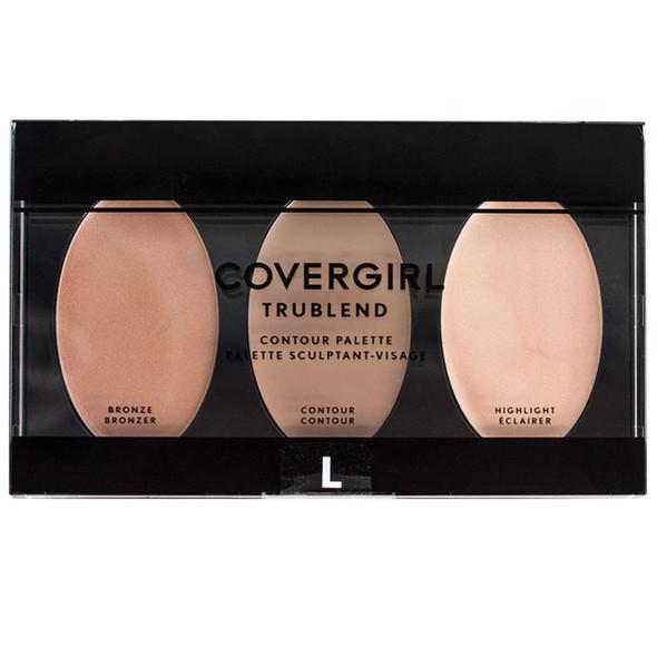 Cover Girl Trublend Contour Palette