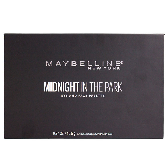 Maybelline Midnight In the Park 15-Pan Eye & Lip Makeup Palette