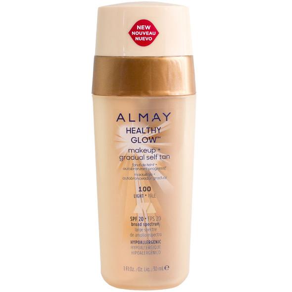 Almay Healthy Glow Makeup + Gradual Self Tan SPF 20