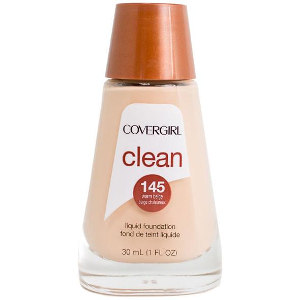 Cover Girl Clean Liquid Foundation