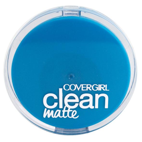 Cover Girl Clean Matte Oil Control Pressed Powder