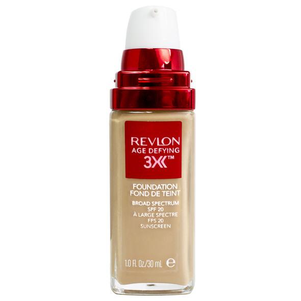 Revlon Age Defying 3X Foundation SPF 20