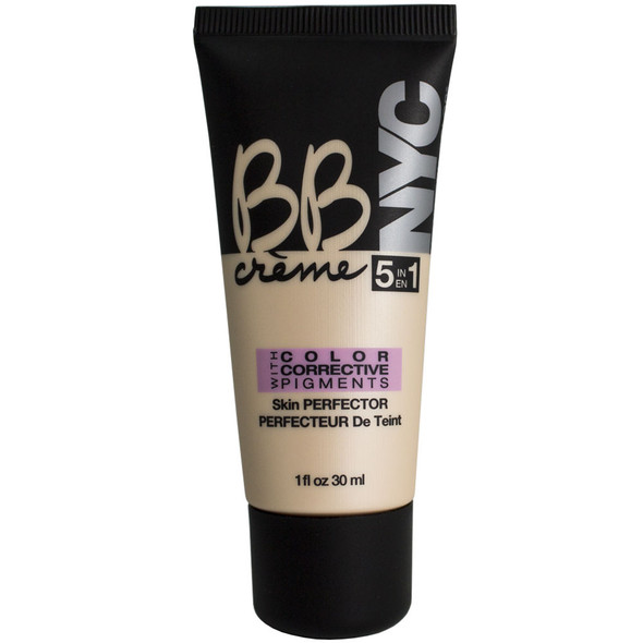 NYC BB Creme 5 in 1 Color Corrective Skin Perfector