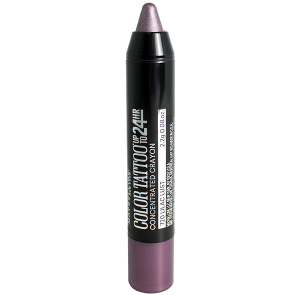 Maybelline ColorTattoo Concentrated Crayon - 720 Lilac Lust