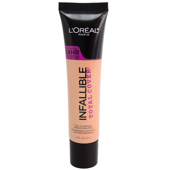Loreal Infallible Total Cover Foundation - 304 Natural Buff