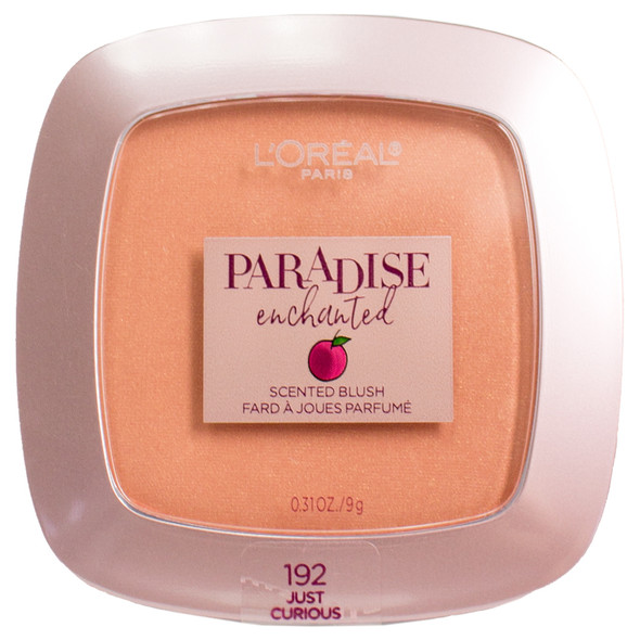 Loreal Paradise Enchanted Scented Blush - 192 Just Curious