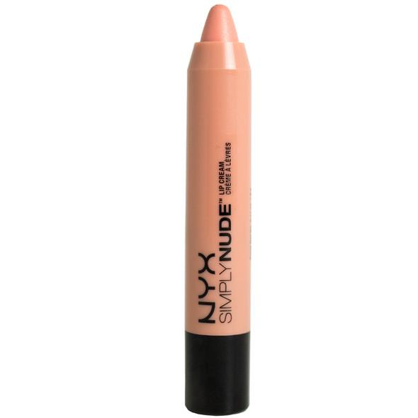 NYX Simply Nude Lip Cream - 01 Peaches