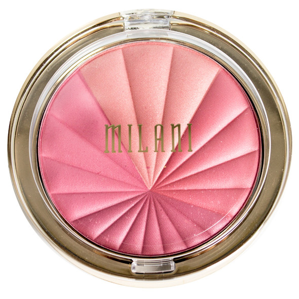 Milani Color Harmony Blush Palette - 01 Pink Play