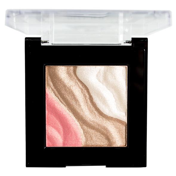 Milani Spotlight Face & Eye Strobe Palette - 02 Candle Light