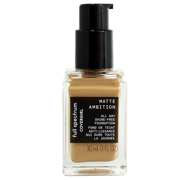 Cover Girl Matte Ambition All Day Shine-Free Foundation - 305 Tan Neutral