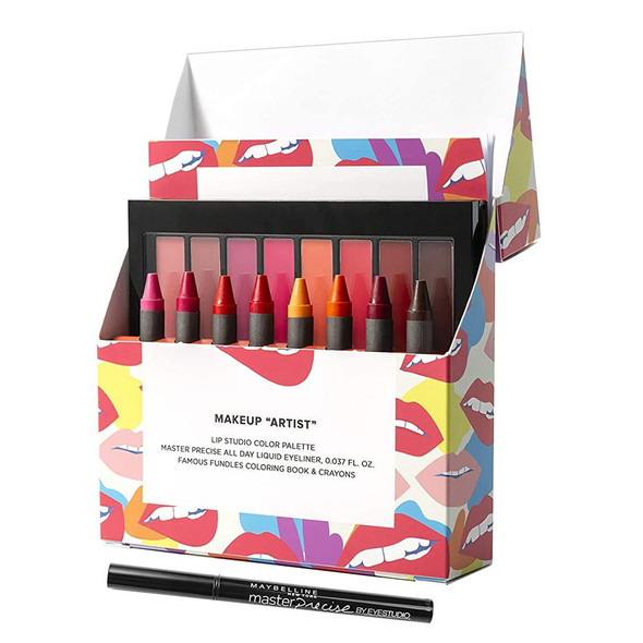 Maybelline Fundles Makeup Artist Set