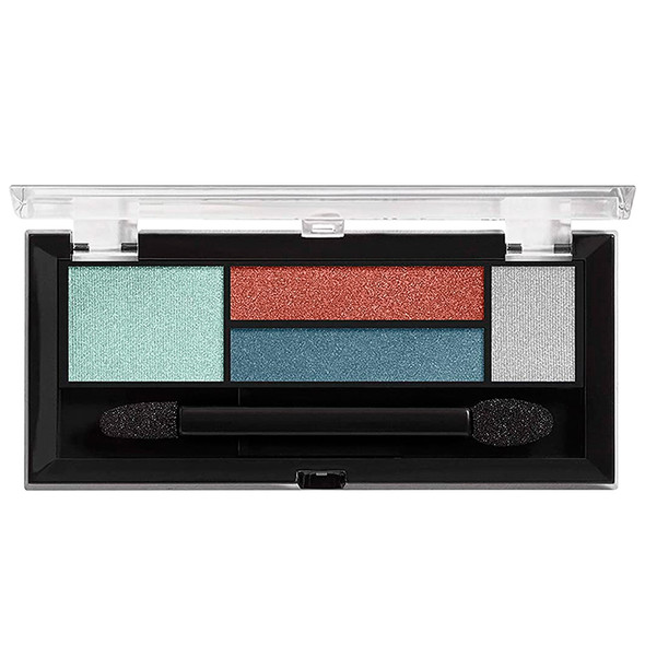 Cover Girl Full Spectrum So Saturated Eye Shadow Quad - 225