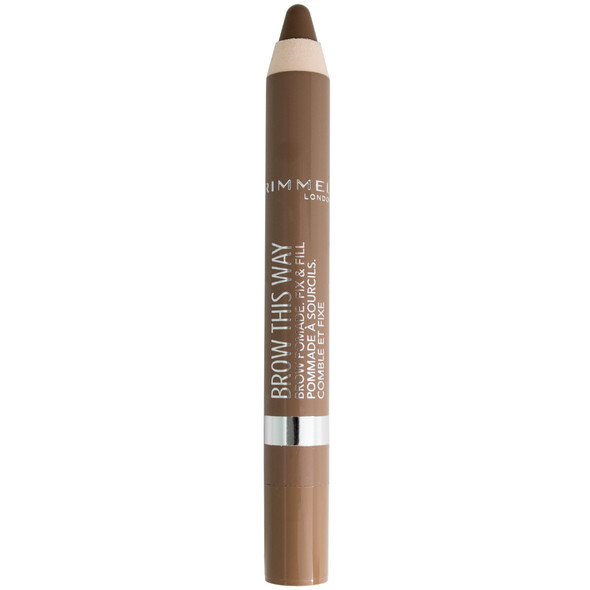 Rimmel Brow This Way Pomade Creamy Pencil - 002