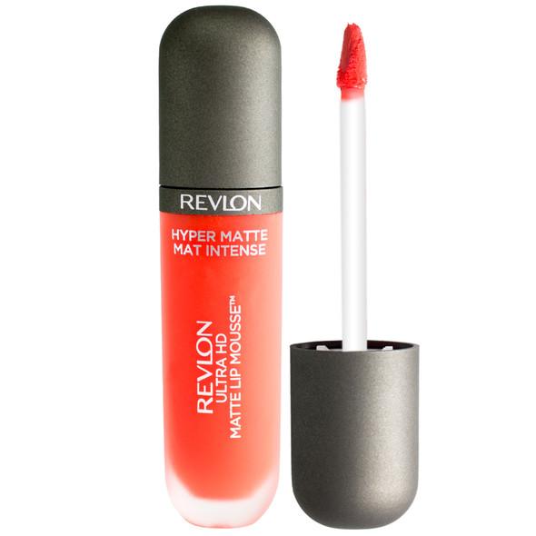 Revlon Ultra HD Matte Lip Mousse Hyper Matte - 850 Scorpion Red
