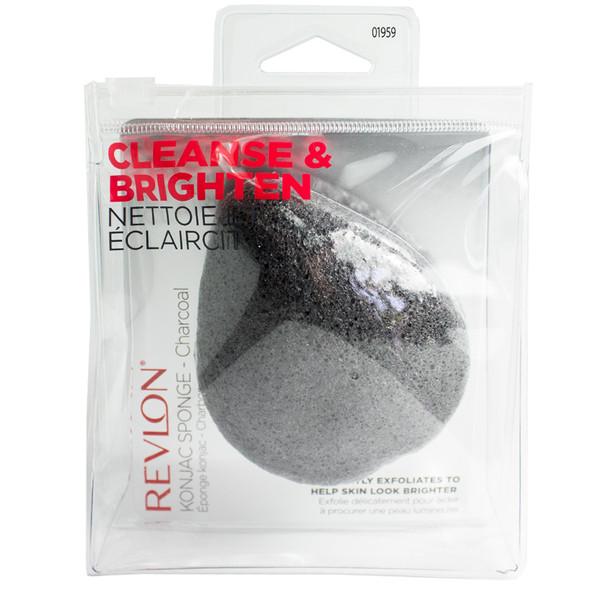 Revlon Exfoliating Konjac Sponge - Charcoal