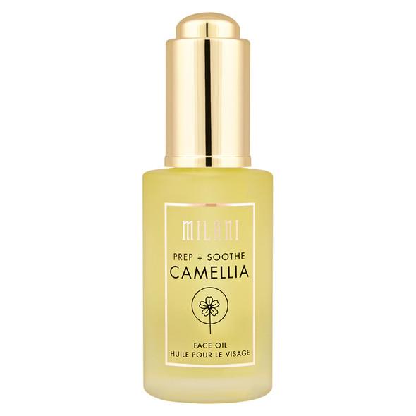 Milani Prep + Soothe Camellia Face Oil 1 Fl Oz