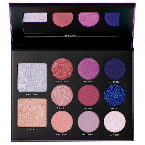 Milani Gilded Violet Hyper-Pigmented Eye & Face Palette