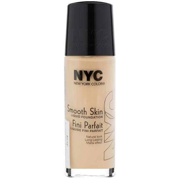 NYC New York Color Smooth Skin Liquid Makeup - 677