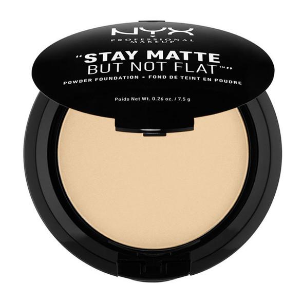 NYX Stay Matte but Not Flat Powder Foundation - 04
