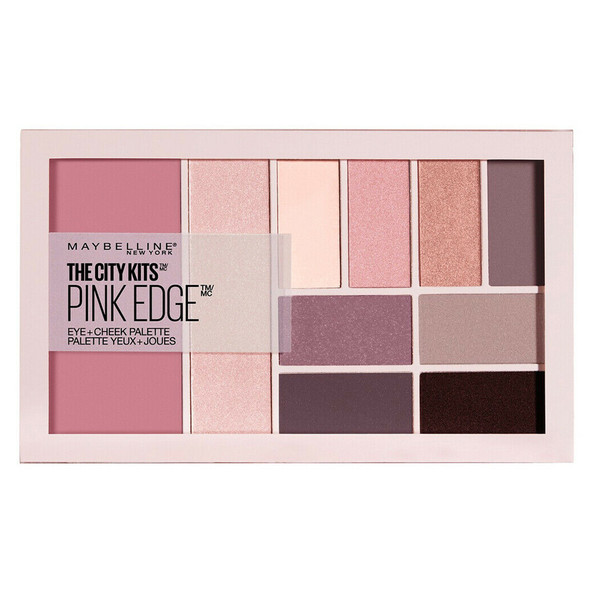 Maybelline The City Kits All in One Eye & Cheek Palette - 160 Pink Edge