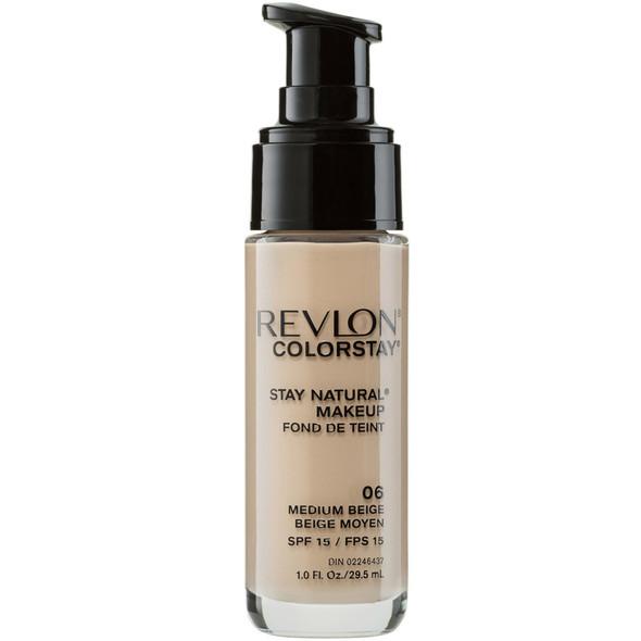 Revlon Colorstay Stay Natural Makeup