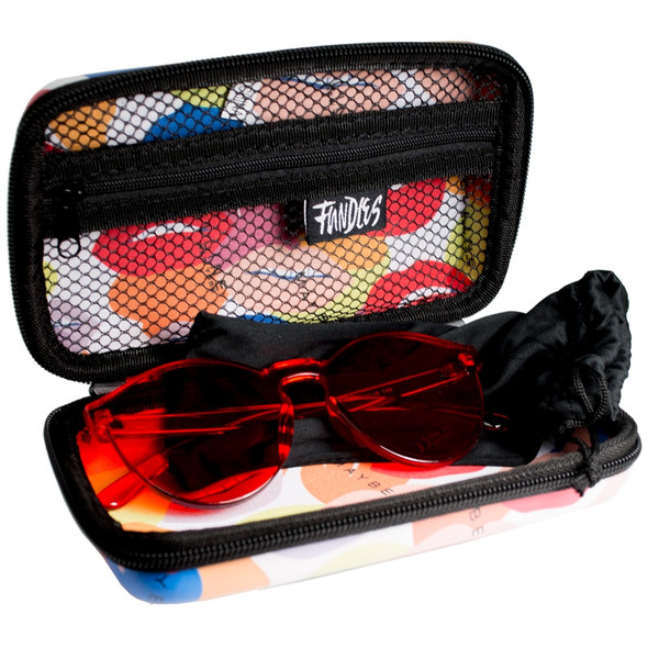 Maybelline Fundles Makeup Case with Sunglasses