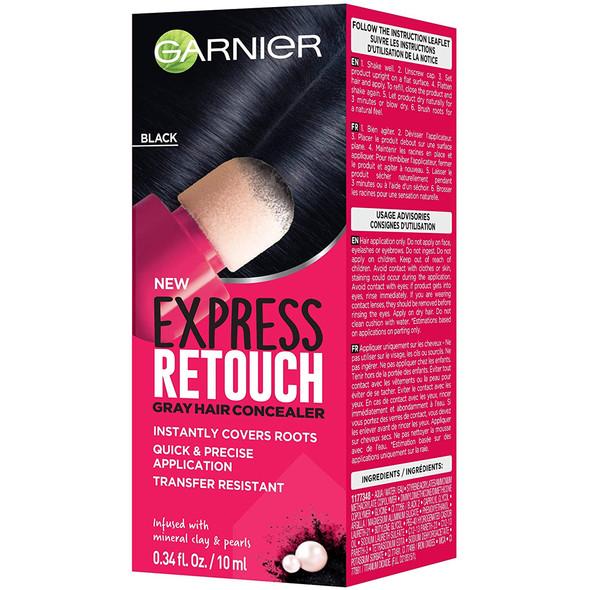 Garnier Express Retouch Gray Hair Concealer