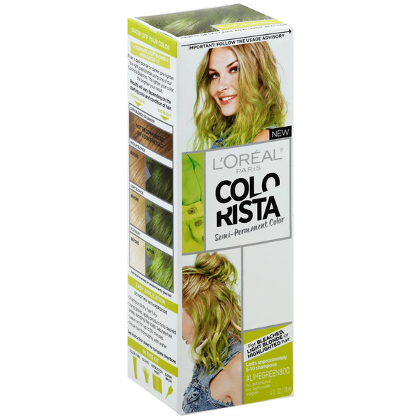 Loreal Colorista Semi-Permanent Hair Color