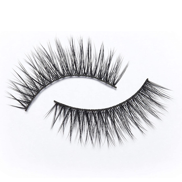 Eylure Luxe Faux Mink Opulent Lashes with Adhesive