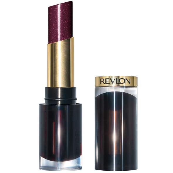Revlon Super Lustrous Glass Shine Lipstick - 012 Black Cherry