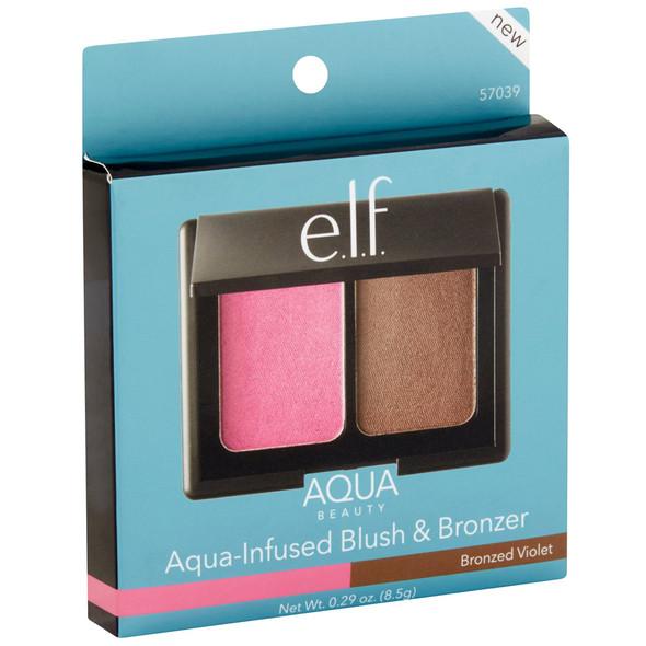 e.l.f. Aqua Beauty Aqua-Infused Blush & Bronzer - 039