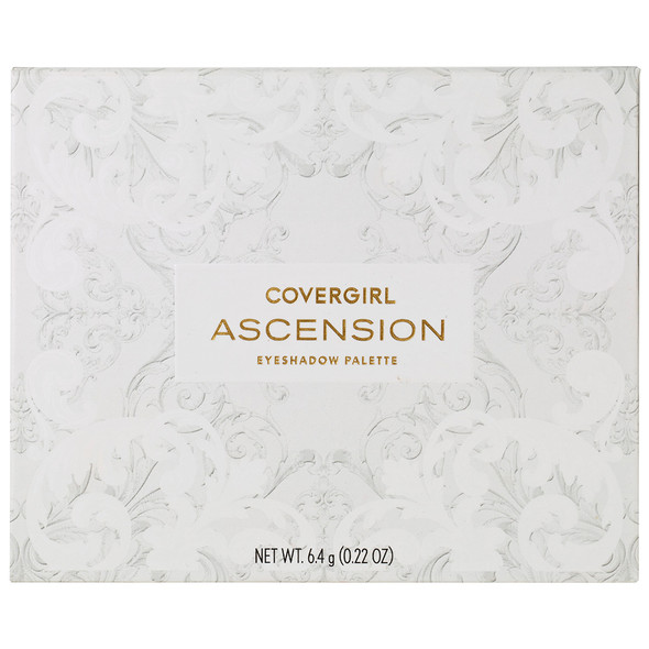 Cover Girl 12-Pan Eye Shadow Palette - Acension
