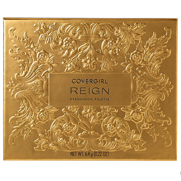 Cover Girl 12-Pan Eye Shadow Palette - Reign