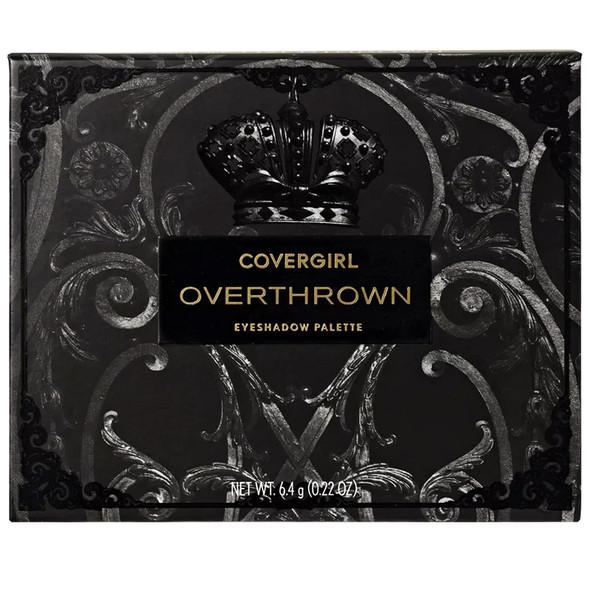 Cover Girl 12-Pan Eye Shadow Palette - Overthrown