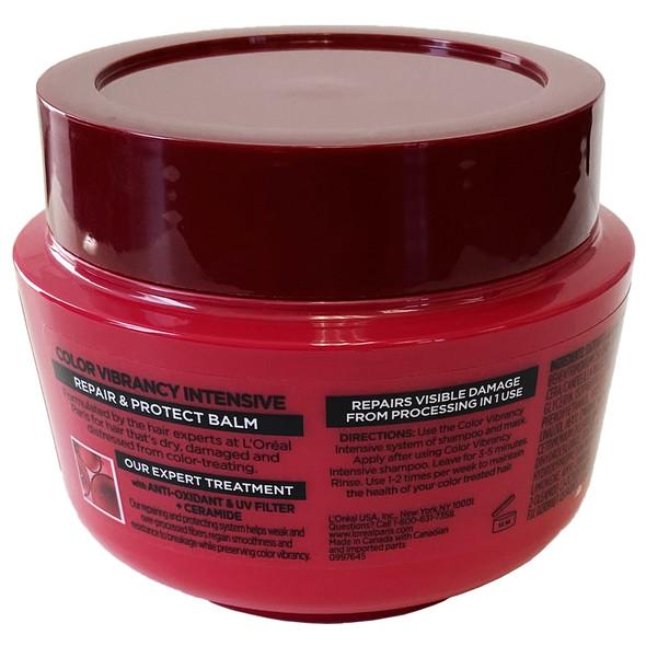 Loreal Elvive Color Vibrancy Intensive Repair and Protect Balm 8.5 fl oz