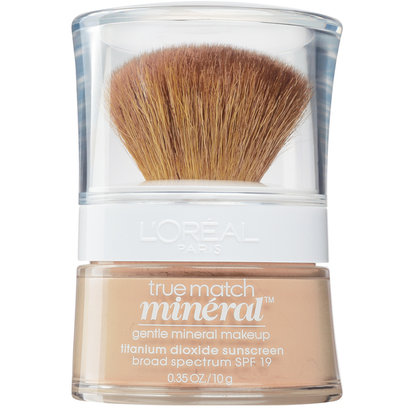 Loreal True Match Mineral Makeup SPF 19