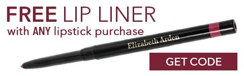 Free Elizabeth Arden Lip Liner