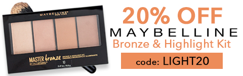 Maybelline Kit 20% OFF