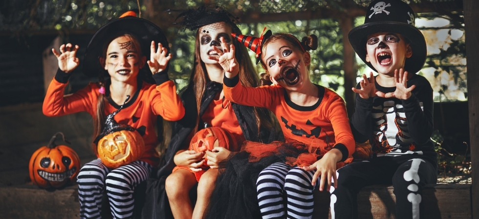 Halloween Fancy Dress Costumes Accessories Men Women Boys Girls