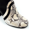 Gabriella - Python Ankle Boots