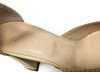 Debbie Croc Cappucino Shoe