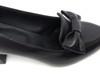 Chole Black Nappa Shoe