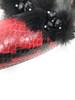 Lolita Python Red Shoe